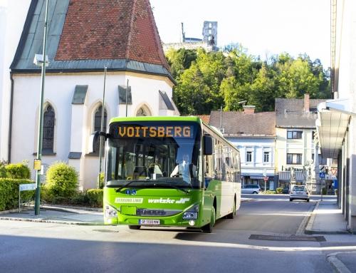 Information: Konzessionsbündel Voitsberg – Fahrpläne